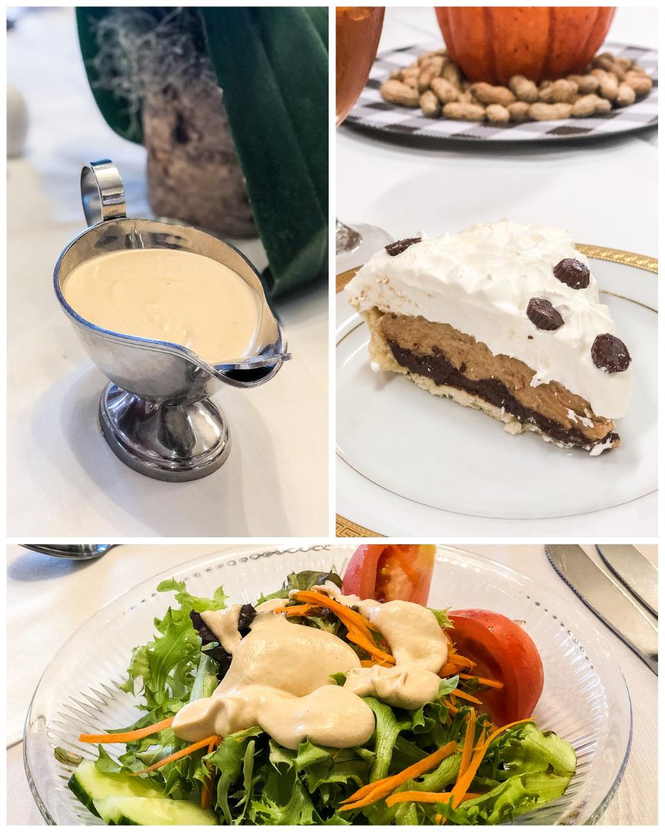 Meine Lieblingsgerichte mit Erdnüssen: Erdnussdressing und Peanut Pie