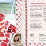 Die Landfrau zu Gast auf der KochTrotz Couch   Buch Handgemachtes Glück