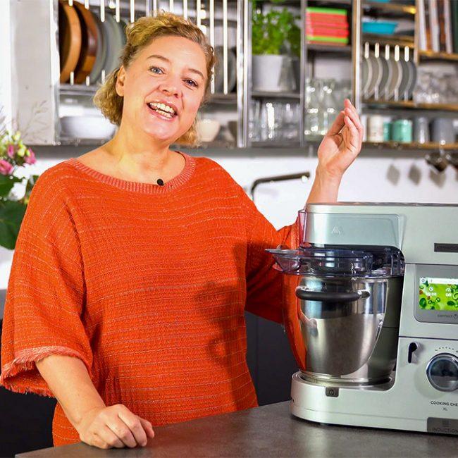 Kenwood Cooking Chef XL Produktvorstellung