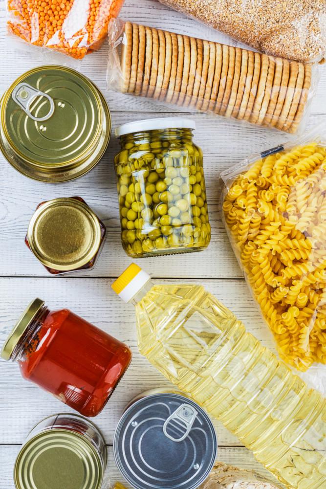 Anleitung, Checklisten, Tipps und Tricks: Lebensmittel bevorraten leicht und sinnvoll gemacht