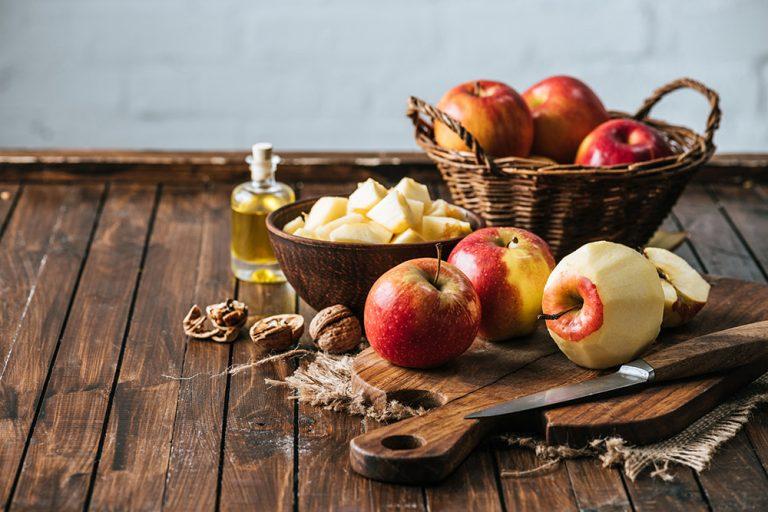 Allergenarme und / oder sorbitarme Apfelsorten