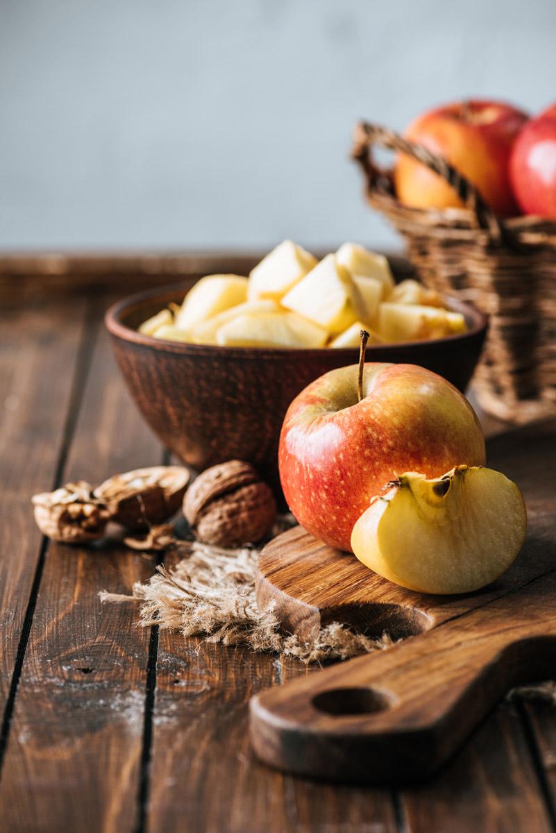 allergenarme Äpfel Apfelallergie