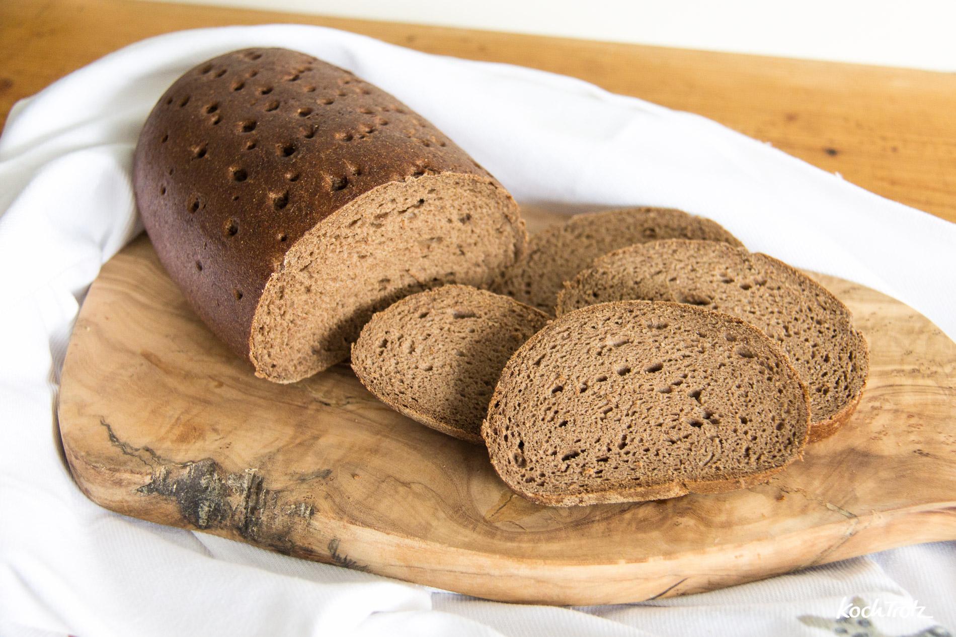 Produkttest | glutenfreie Backwaren von Böcker | Leinsamenbrot