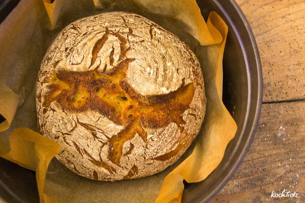 Brot im Topf backen   Welche Töpfe und Bräter?