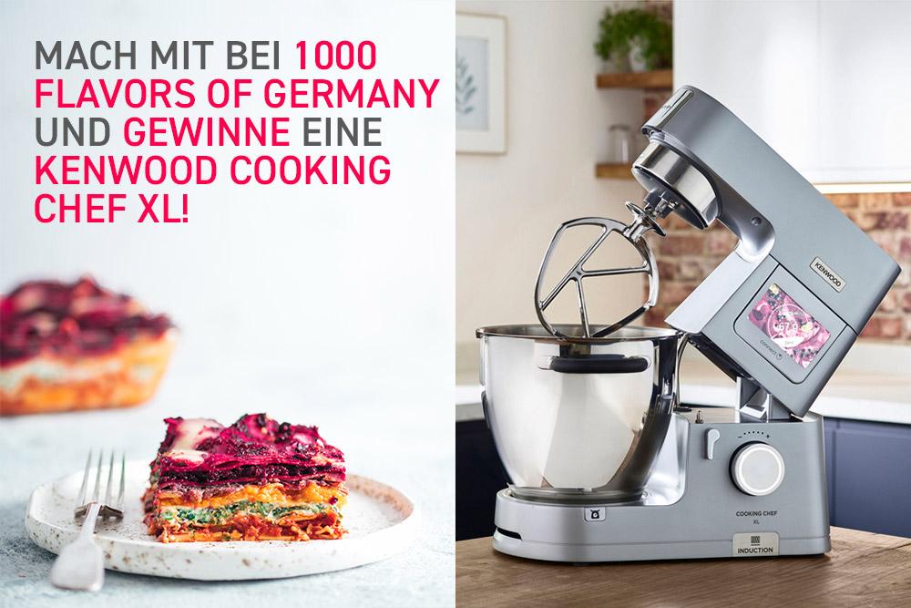 Kenwood 1000 Flavors of Germany