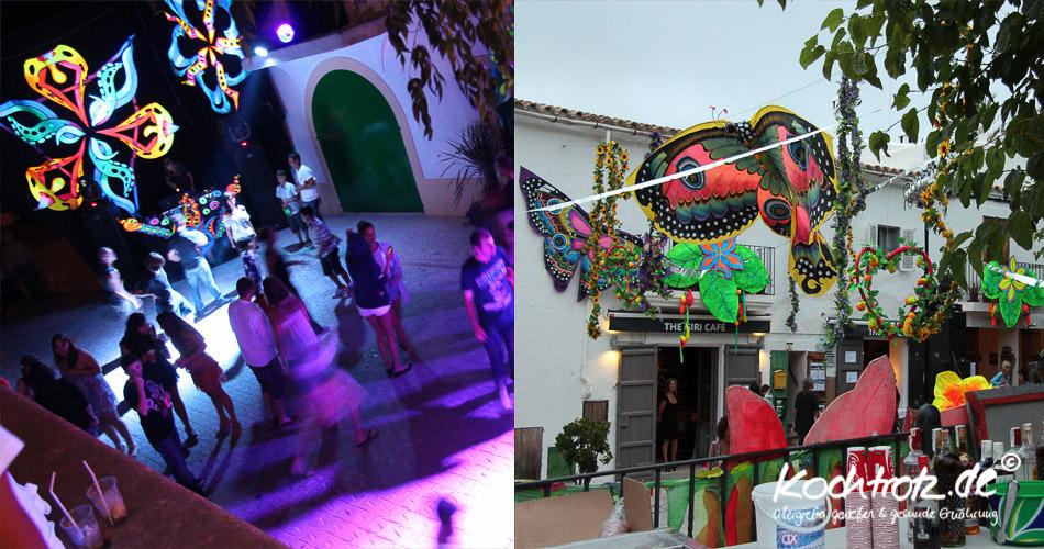 Dorffest in Sant Juan, Ibiza
