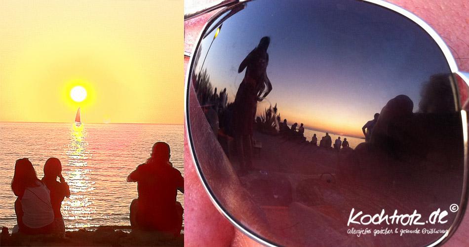 Sunset Kumharas, St. Antoni, Ibiza