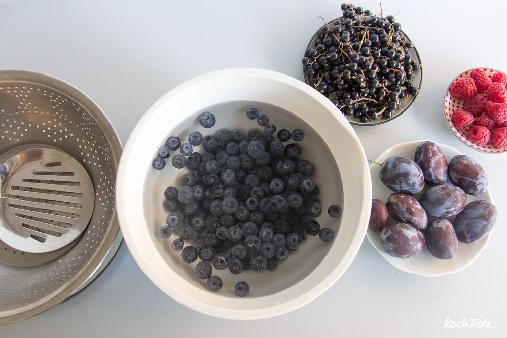 Natronbad   Obst, Gemüse und Salat reinigen und von Schadstoffen befreien