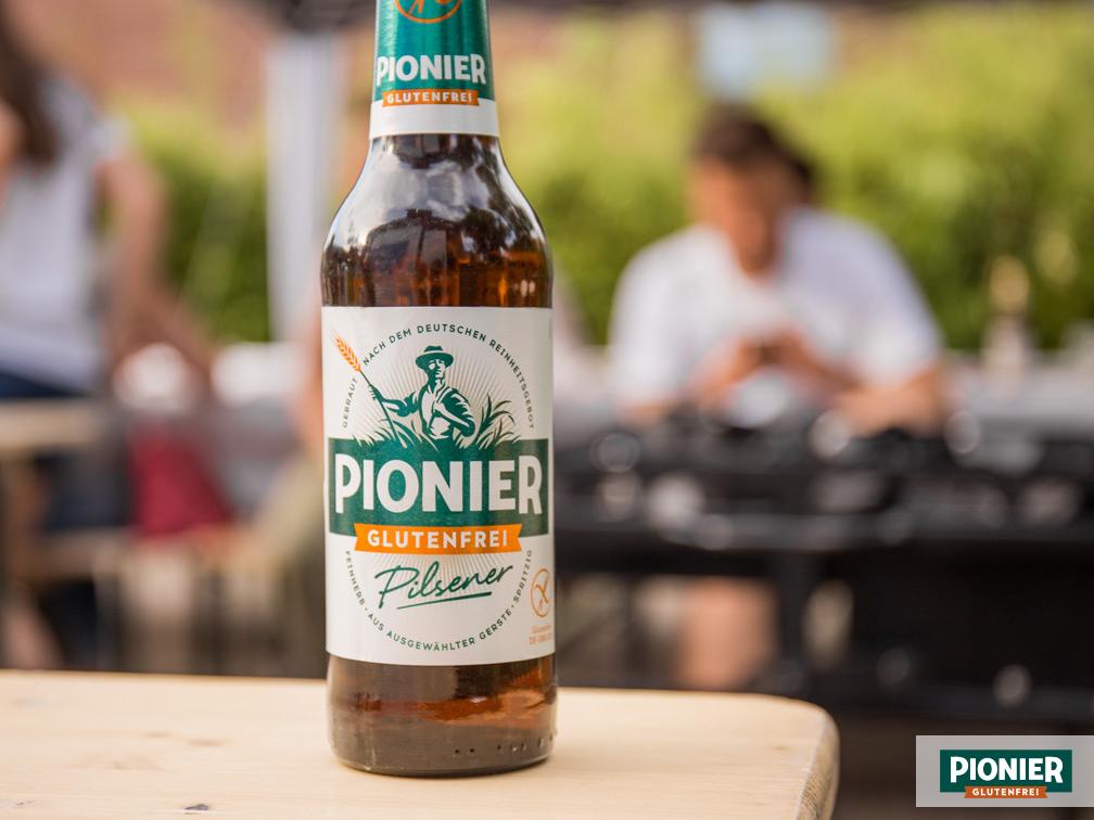 KochTrotz-Grillparty mit Verkostung von Pionier glutenfreiem Pilsener