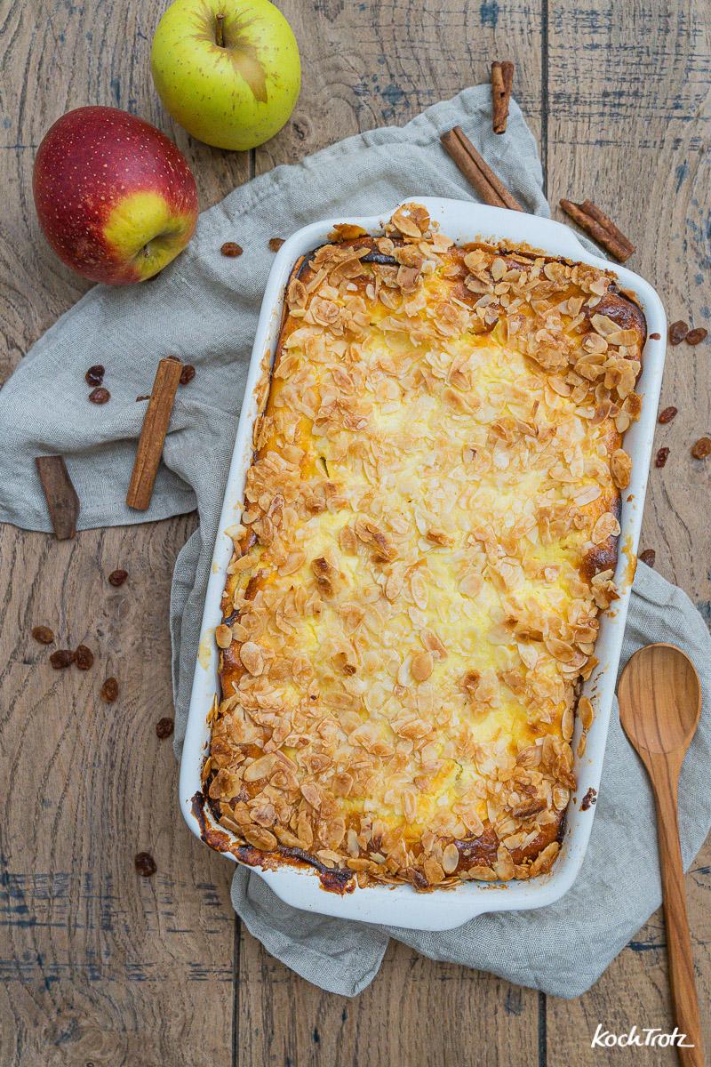 Rezept Apfel-Lasagne