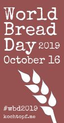 World Bread Day, October 16, 2019