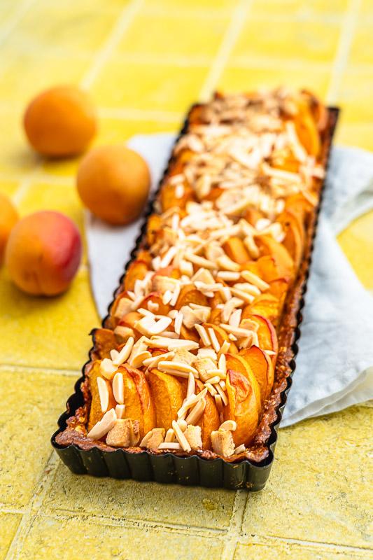 Aprikosenkuchen ohne Zucker ohne Mehl Rezept