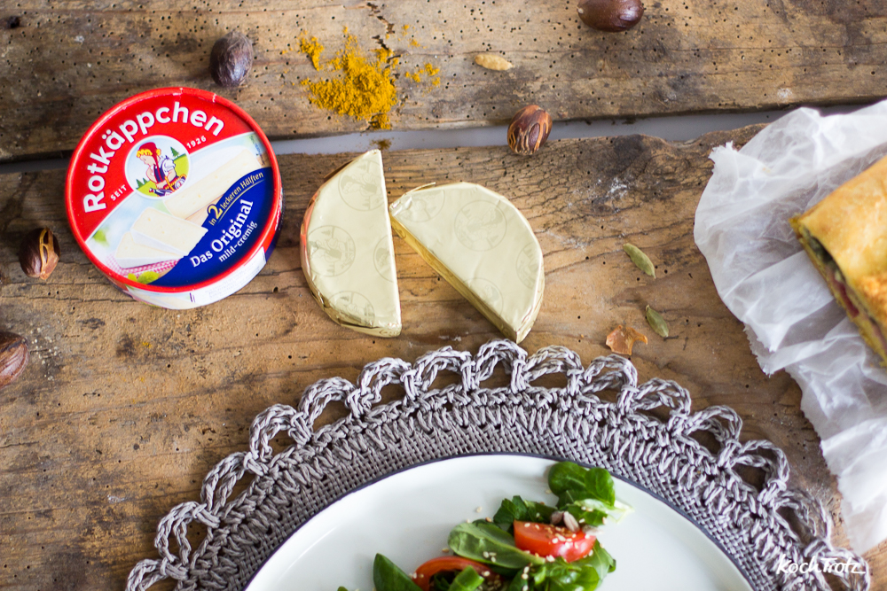 Camembert-Rolle | laktosefrei