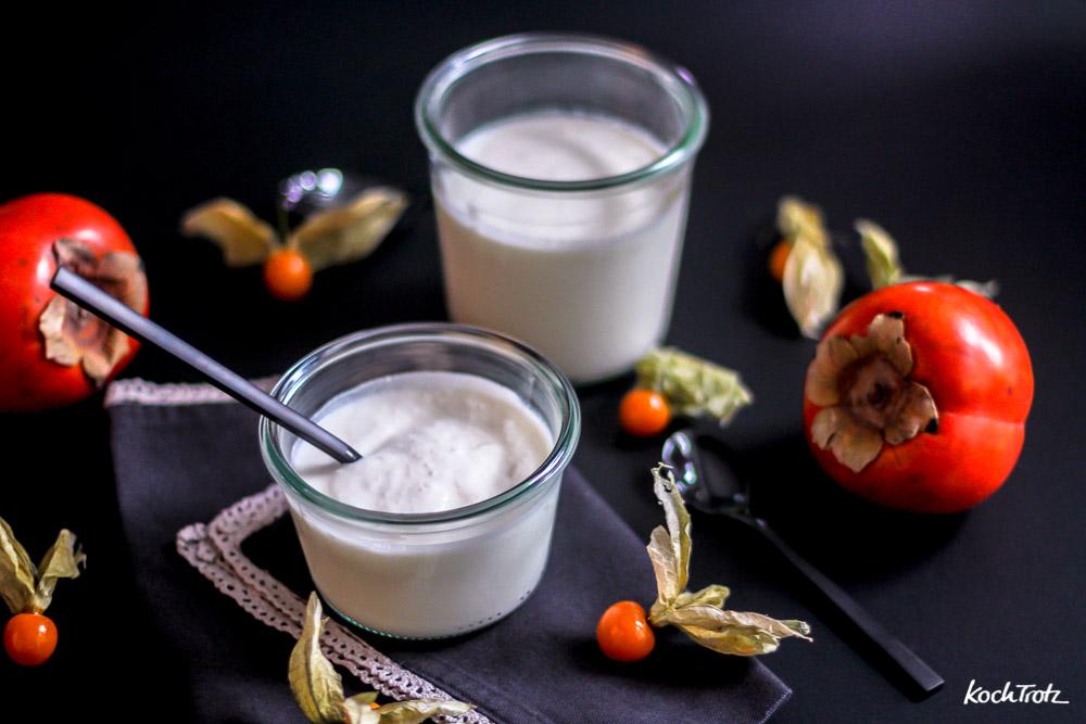 Joghurt selber machen mit der Kenwood Cooking Chef Gourmet