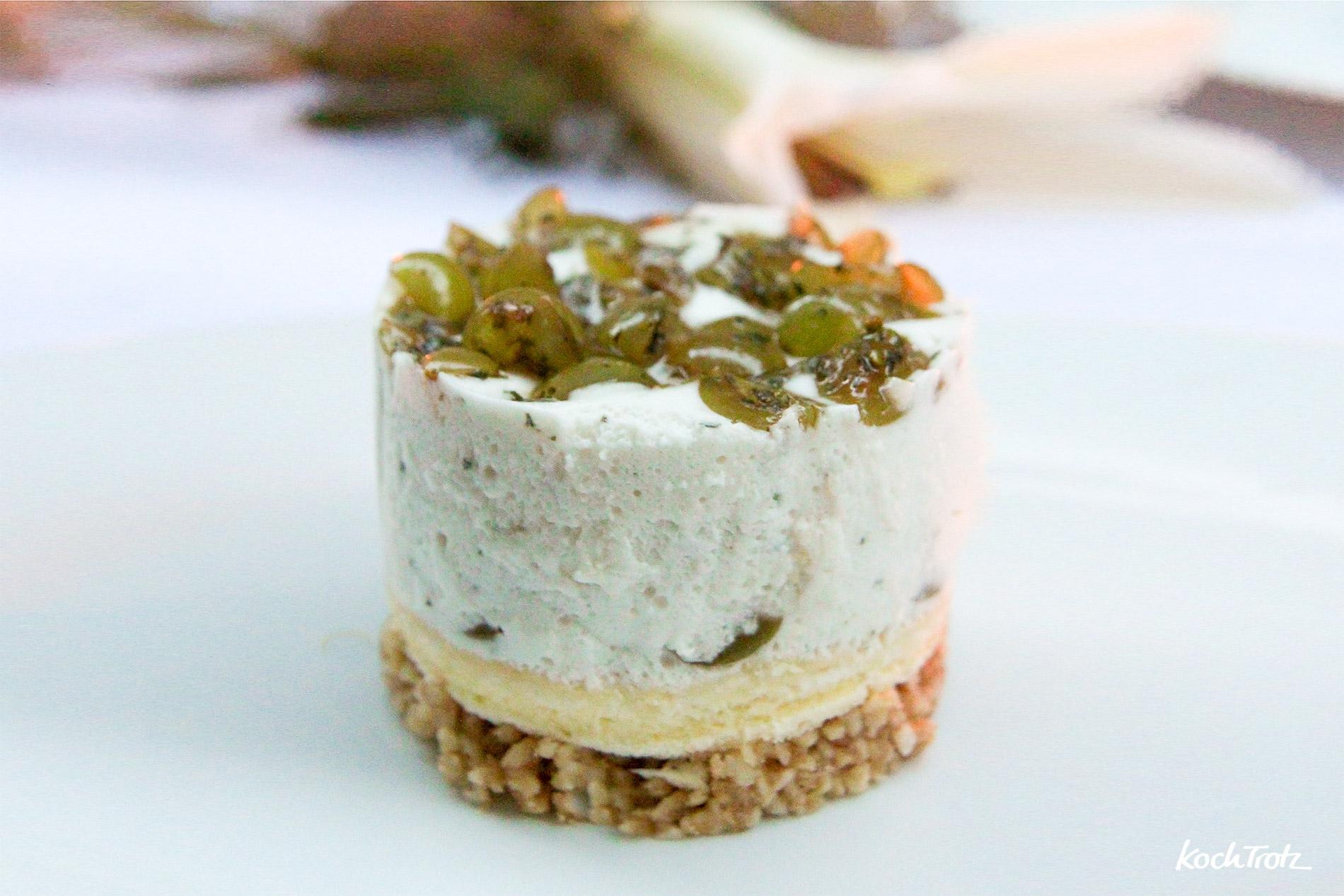 Joghurttörtchen   glutenfrei   vegan mit Aquafaba oder vegetarisch   von KochTrotz