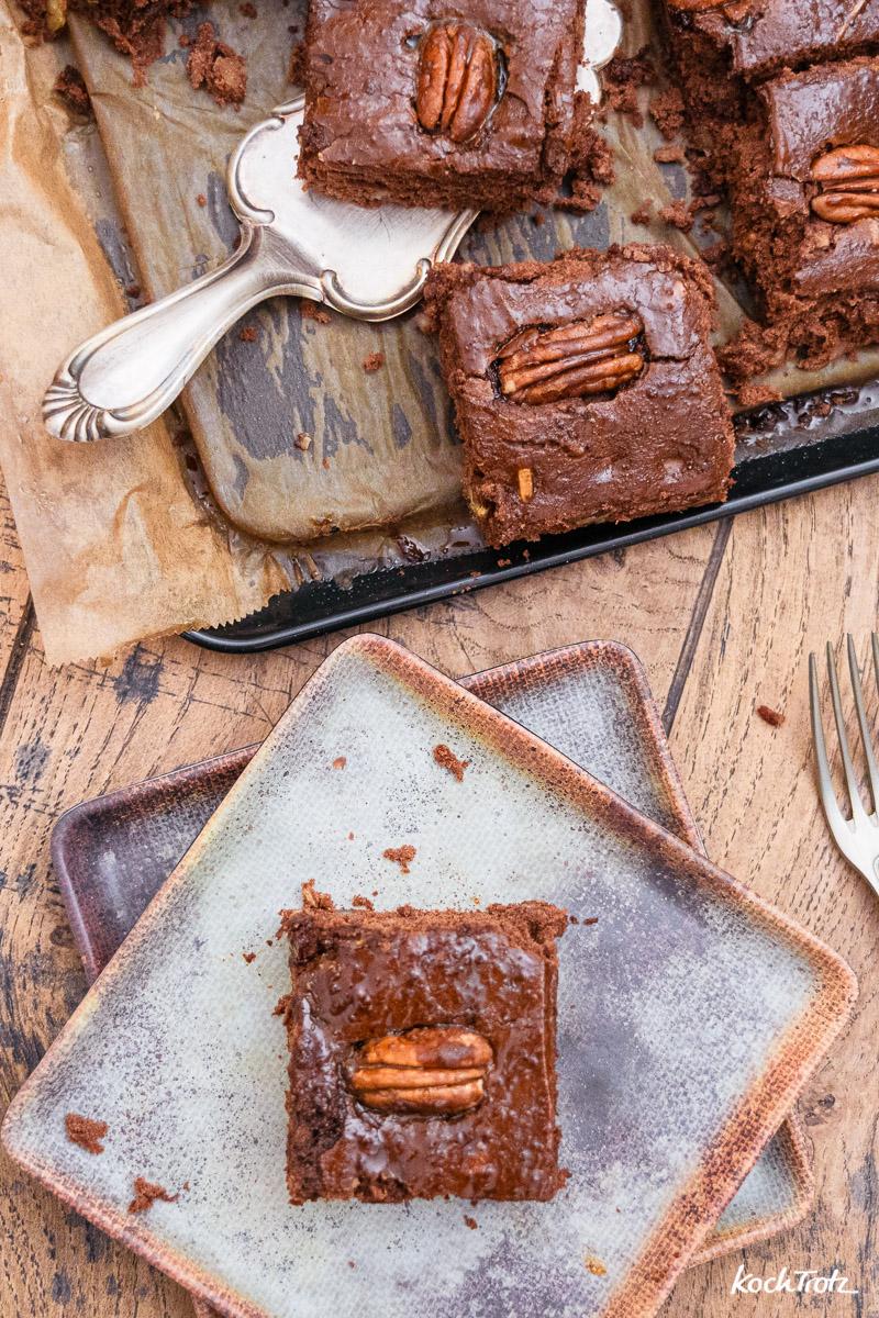 Rezept schnelle Lebkuchen vom Blech