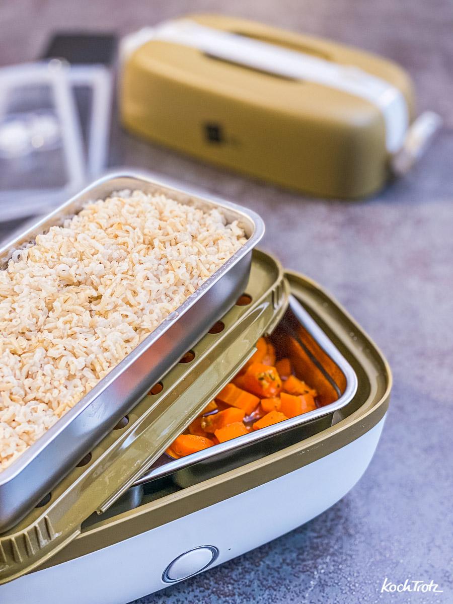 Miji Cookingbox One - kochen klappt auch für 2 Portionen