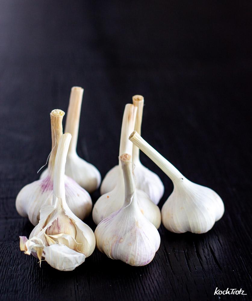 Ofen-Knoblauch   stinkt nich und ist so einfach zu machen
