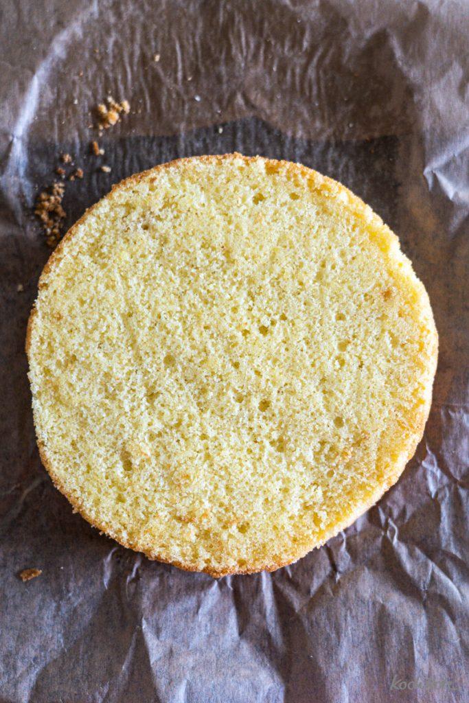 Rezept Wunderkuchen glutenfrei für Torten, Motivtorten, Naked Cakes und Hochzeitstorten